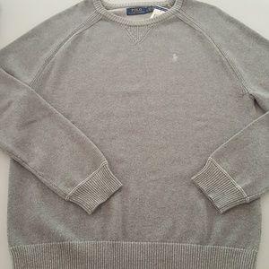 Polo Ralph Lauren grey sweater